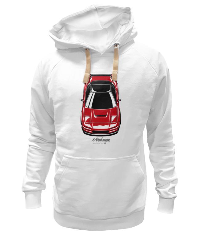 Толстовка Wearcraft Premium унисекс Printio Honda / acura nsx