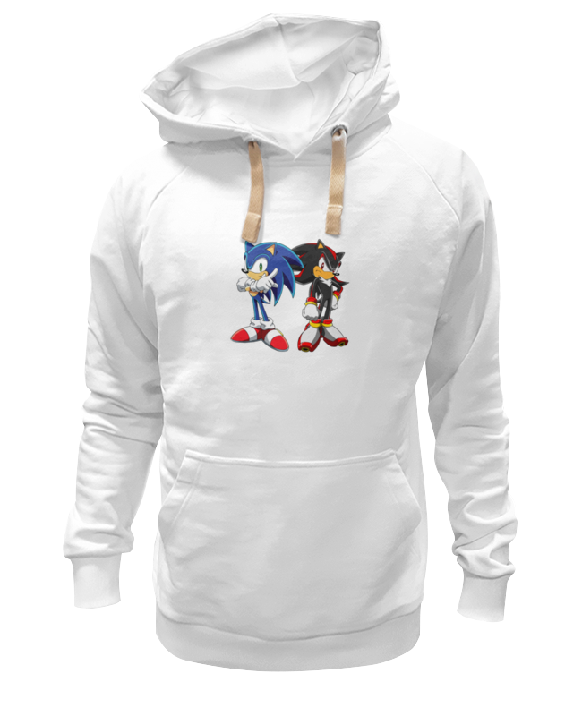 Толстовка Wearcraft Premium унисекс Printio Sonic shadow толстовка wearcraft premium унисекс printio sonic amy