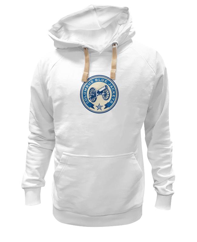 Толстовка Wearcraft Premium унисекс Printio Columbus blue jackets / nhl usa футболка wearcraft premium printio los angeles kings nhl usa