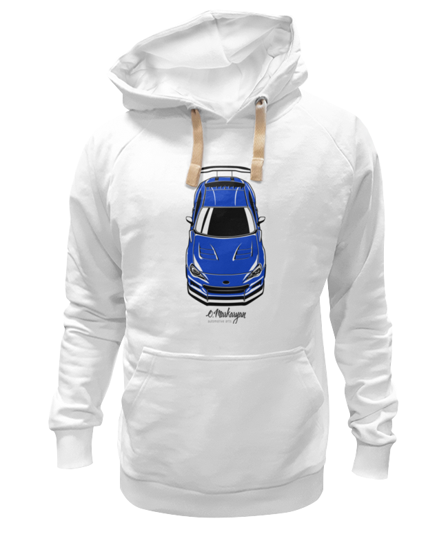 Толстовка Wearcraft Premium унисекс Printio Subaru brz туринг 1 10 rs4 sport 3 drift subaru brz