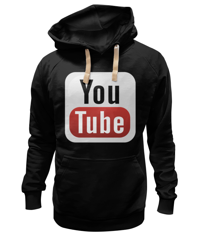 Толстовка Wearcraft Premium унисекс Printio Youtube printer youtube