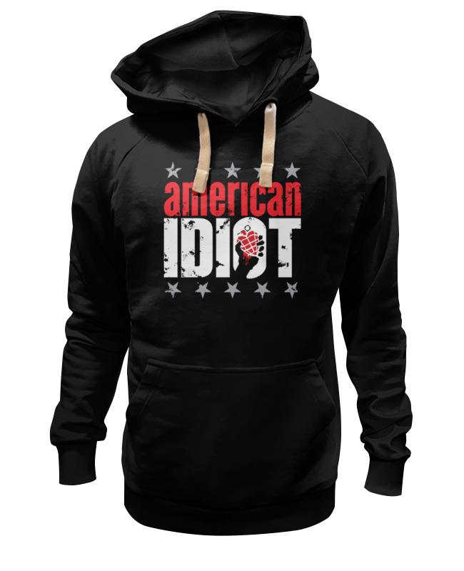 Толстовка Wearcraft Premium унисекс Printio Green day american idiot майка классическая printio green day american idiot