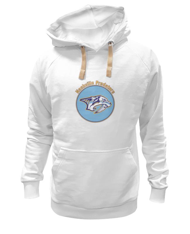 Толстовка Wearcraft Premium унисекс Printio Нэшвилл предаторс футболка для беременных printio нэшвилл предаторс