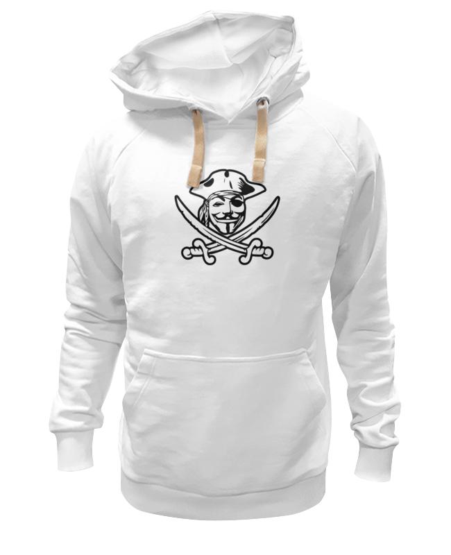 Printio Пират анонимус толстовка wearcraft premium унисекс printio русский пират