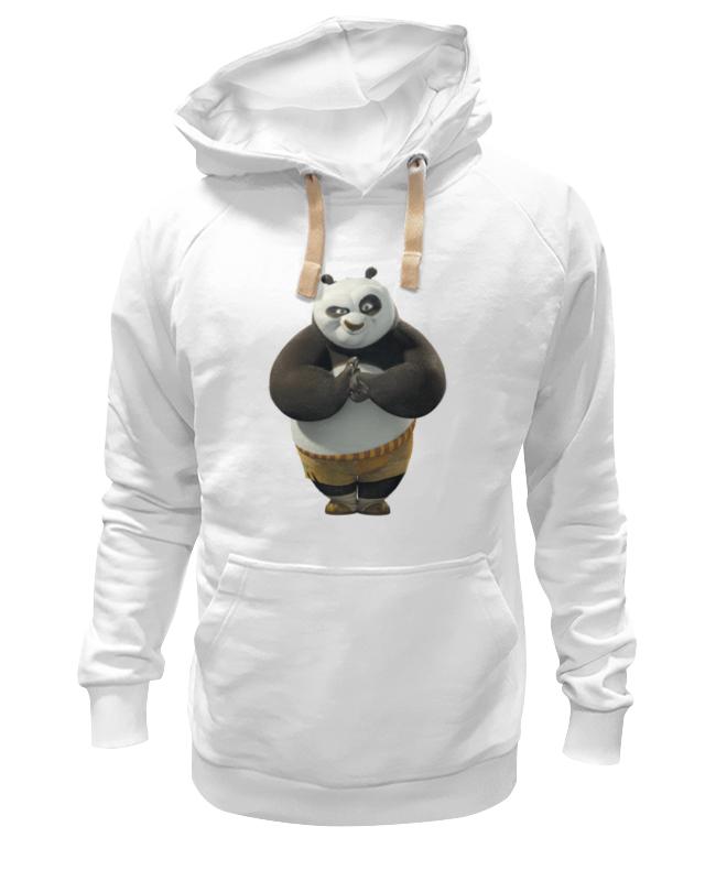 Толстовка Wearcraft Premium унисекс Printio Kung fu panda футболка wearcraft premium slim fit printio kung fu panda