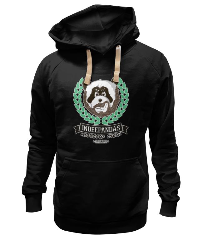 Толстовка Wearcraft Premium унисекс Printio Indeepandas moscow crew hoodie толстовка wearcraft premium унисекс printio moscow