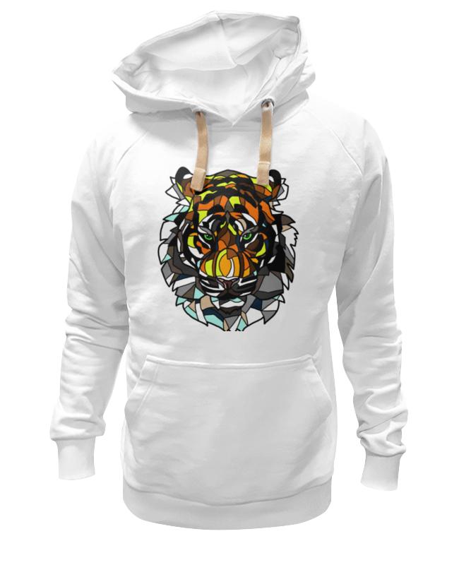 Толстовка Wearcraft Premium унисекс Printio Морда тигра детская футболка классическая унисекс printio морда тигра