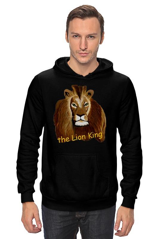 Толстовка Wearcraft Premium унисекс Printio Король лев толстовка wearcraft premium унисекс printio король лев