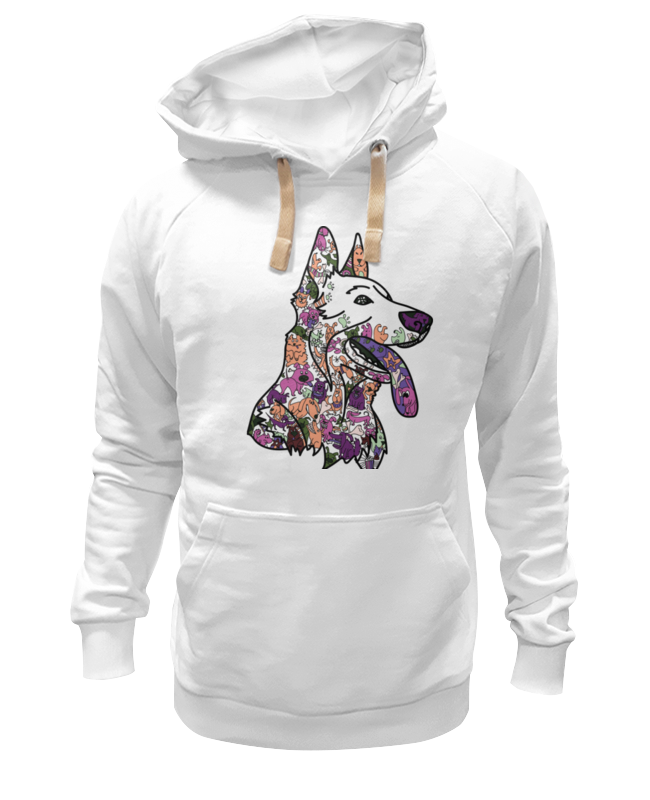 Толстовка Wearcraft Premium унисекс Printio Забавные собаки цена и фото