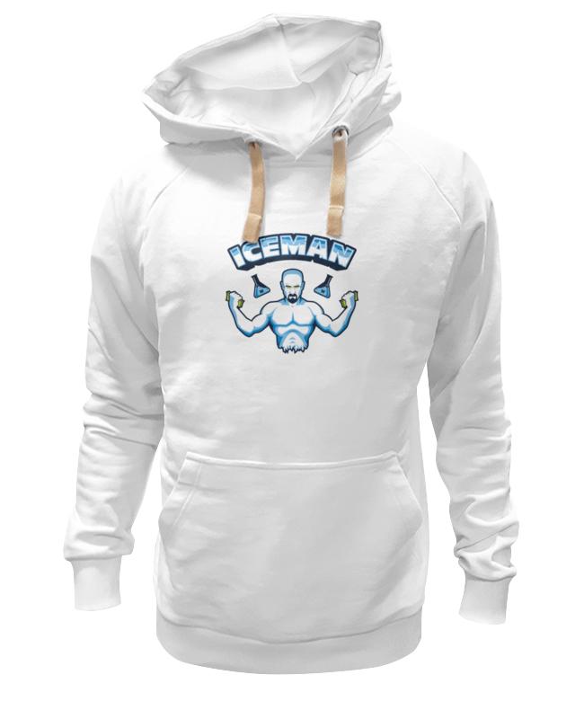 Толстовка Wearcraft Premium унисекс Printio Iceman майка print bar iceman
