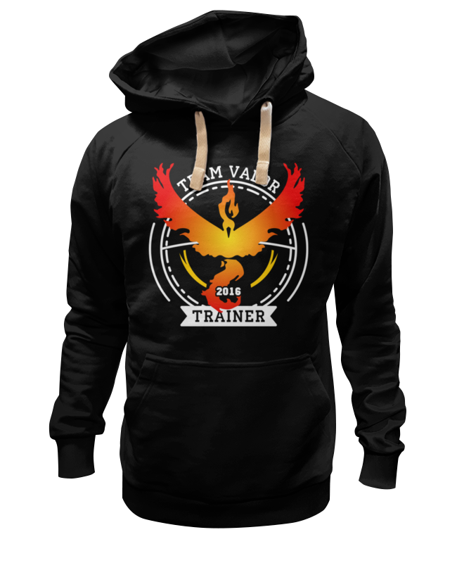 Толстовка Wearcraft Premium унисекс Printio Покемоны. team valor футболка классическая printio покемоны team valor