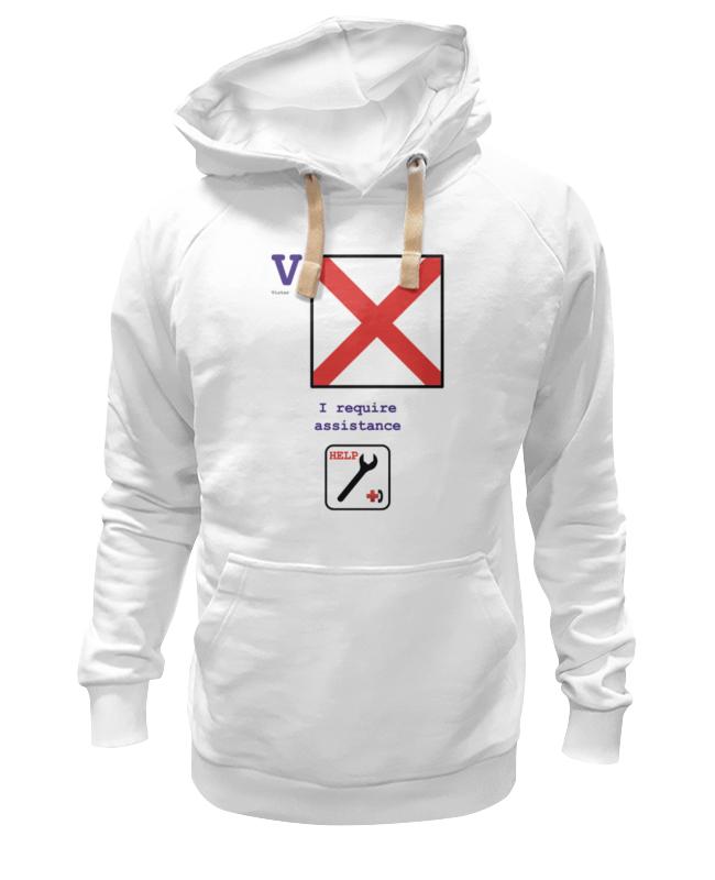Толстовка Wearcraft Premium унисекс Printio Victor (), флаг мсс (eng)