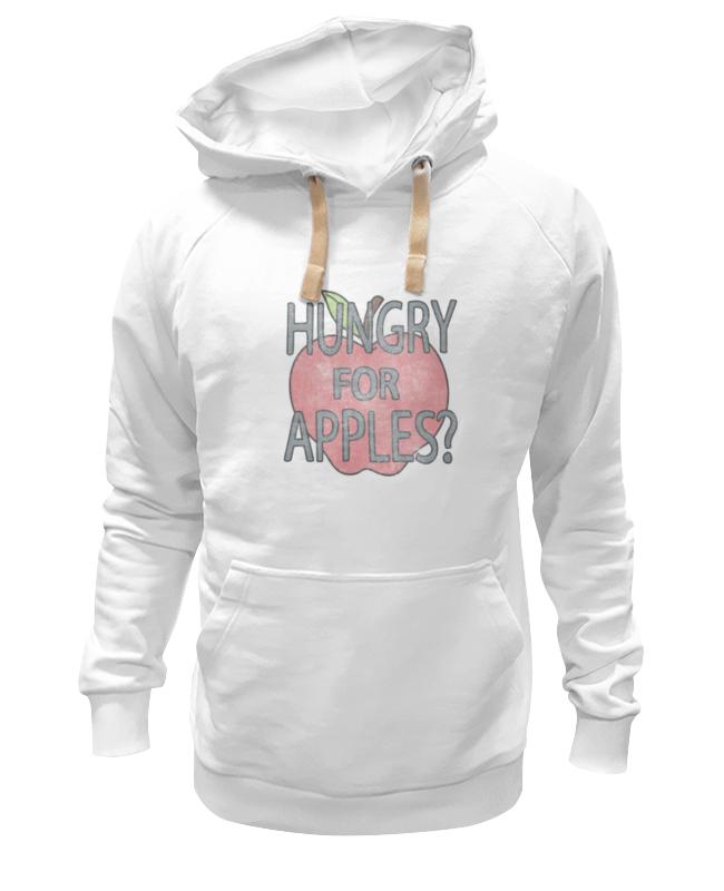 Толстовка Wearcraft Premium унисекс Printio Hungry for apples? рик и морти hungry ghosts