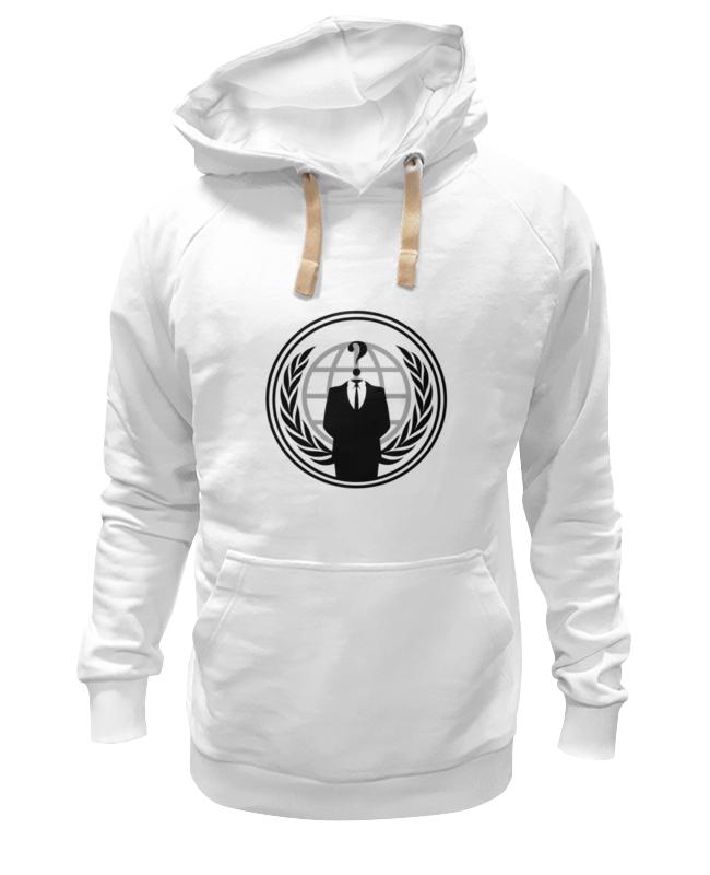 Толстовка Wearcraft Premium унисекс Printio Anonymous anonymous celebrity