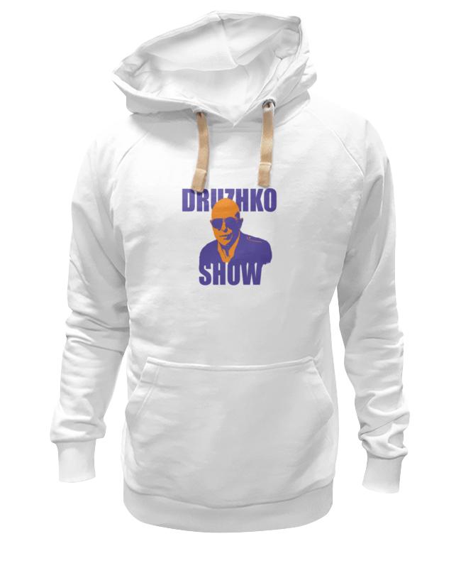 Толстовка Wearcraft Premium унисекс Printio Druzhko show футболка lin show 367