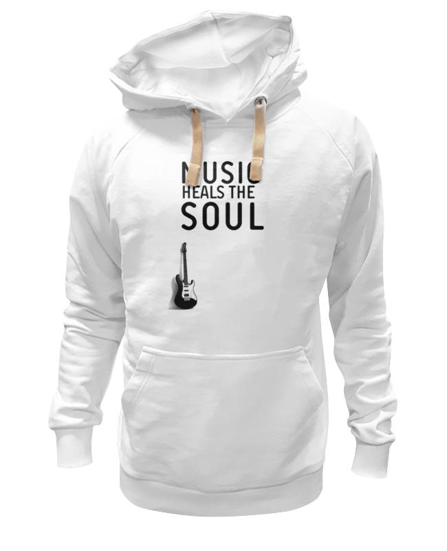 Толстовка Wearcraft Premium унисекс Printio Music heals the soul толстовка wearcraft premium унисекс printio the icon