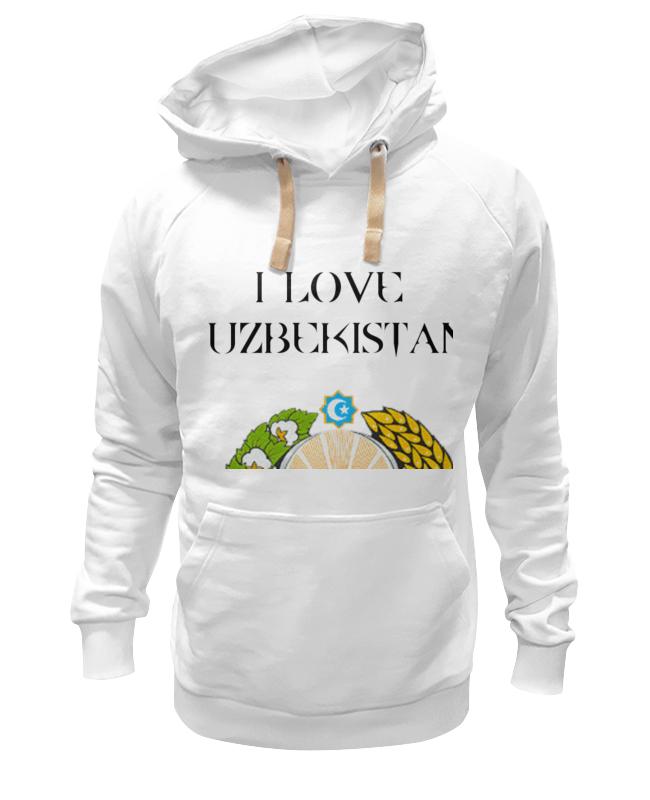 Толстовка Wearcraft Premium унисекс Printio Uzbekistan футболка классическая printio uzbekistan