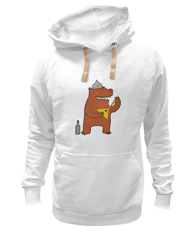 Printio Русский медведь толстовка wearcraft premium унисекс printio я русский