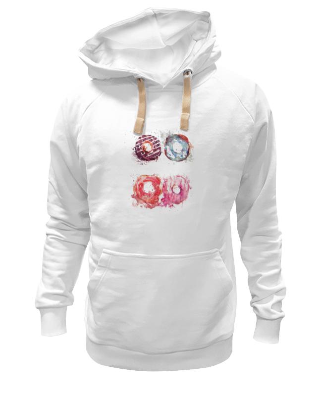 Толстовка Wearcraft Premium унисекс Printio Пончики! donuts сумка printio пончики donuts