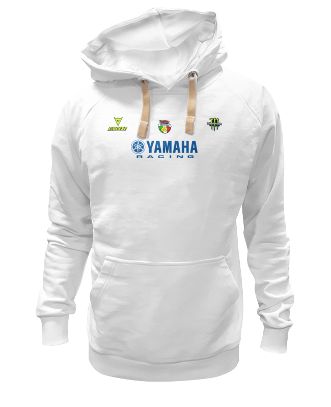 Толстовка Wearcraft Premium унисекс Printio Yamaha racing