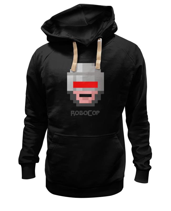 Толстовка Wearcraft Premium унисекс Printio Robocop 8-bit футболка классическая printio robocop 8 bit