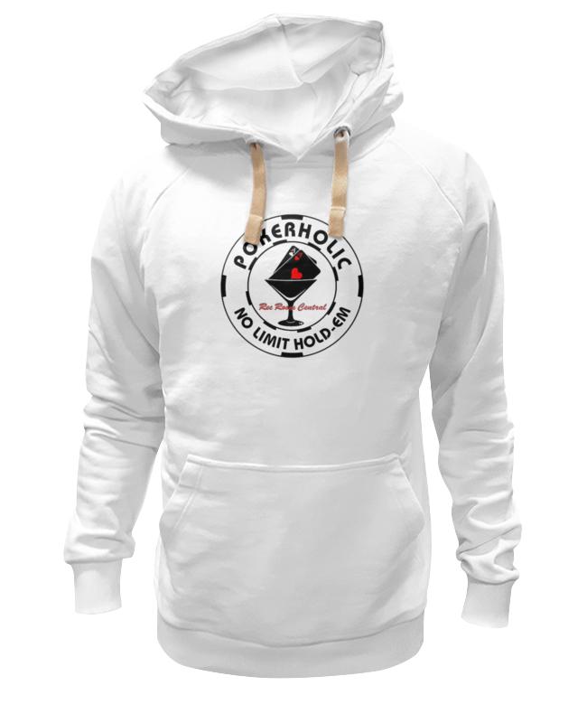 Толстовка Wearcraft Premium унисекс Printio Pokerholic майка классическая printio pokerholic