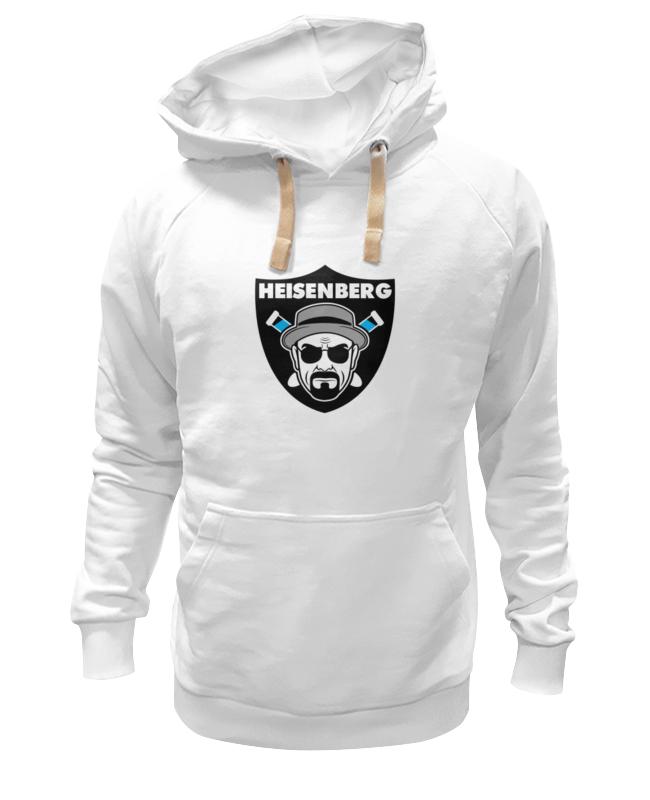 Толстовка Wearcraft Premium унисекс Printio Heisenberg raiders