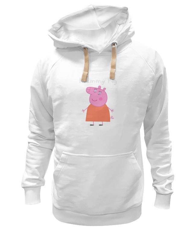 Толстовка Wearcraft Premium унисекс Printio Mummy pig лонгслив printio mummy pig