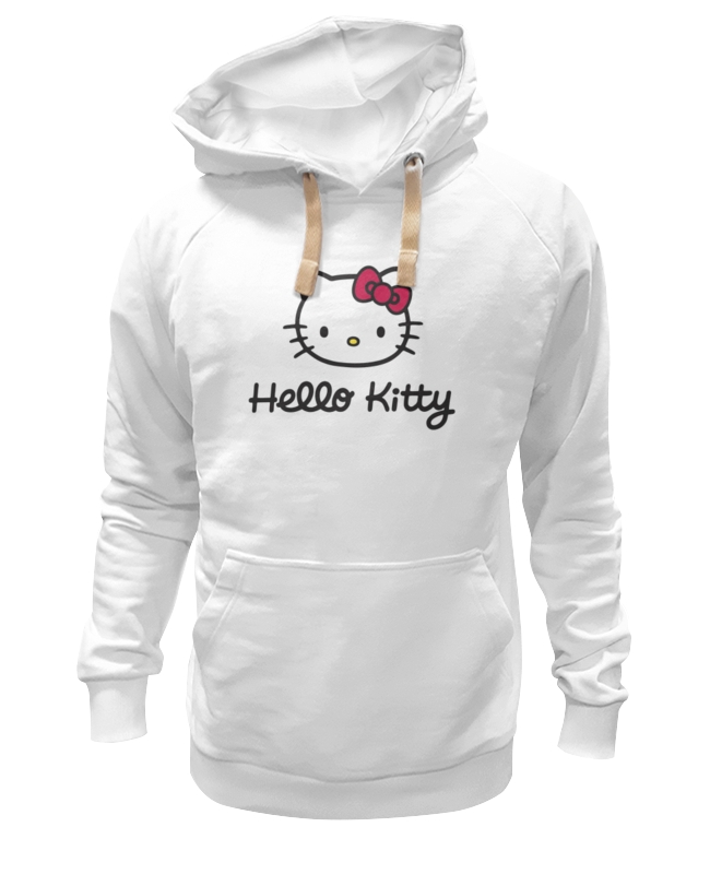 Толстовка Wearcraft Premium унисекс Printio hello kitty! купить