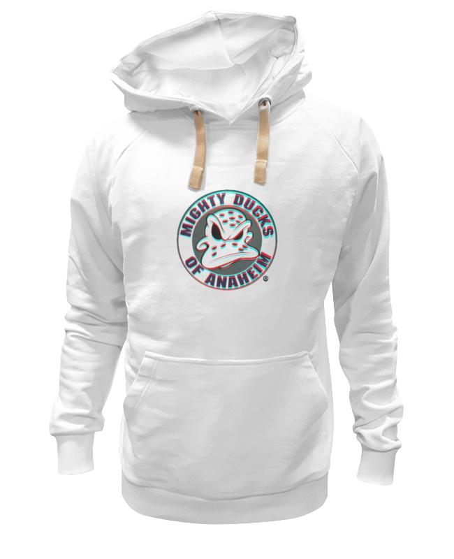 Толстовка Wearcraft Premium унисекс Printio Anaheim ducks футболка wearcraft premium printio anaheim ducks nhl usa