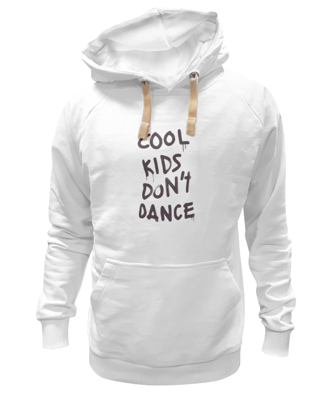 все цены на Толстовка Wearcraft Premium унисекс Printio Cool kids don't dance