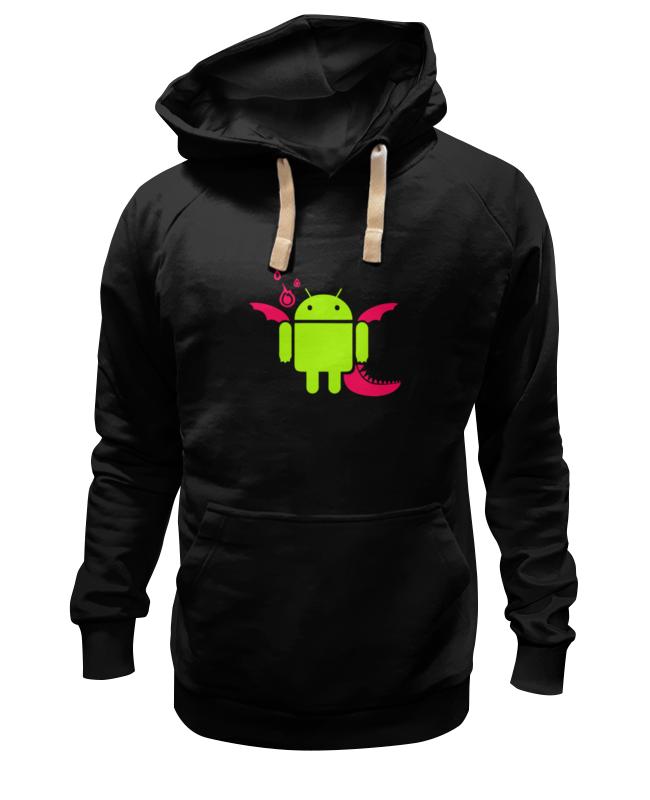 Printio Android толстовка wearcraft premium унисекс printio android eats apple