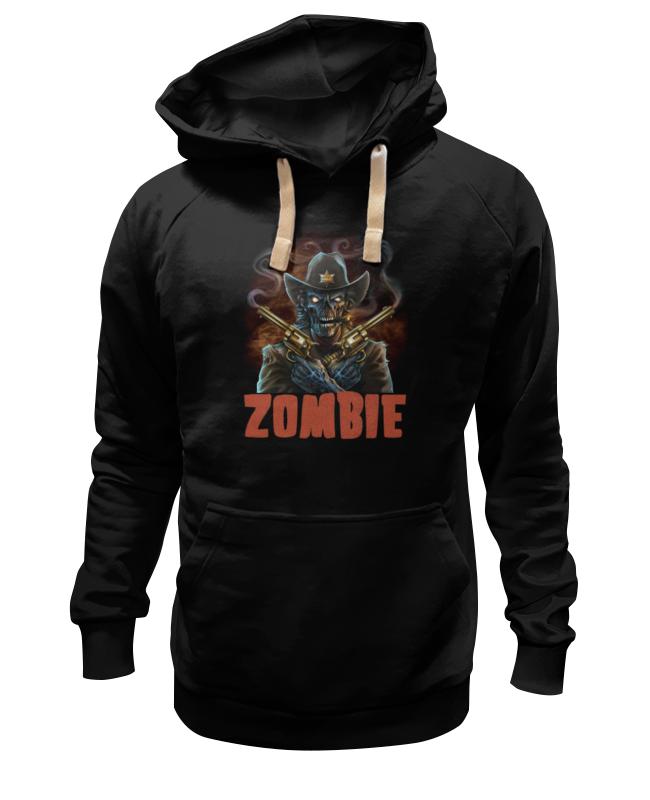Толстовка Wearcraft Premium унисекс Printio Zombie sheriff толстовка wearcraft premium унисекс printio zombie kiss