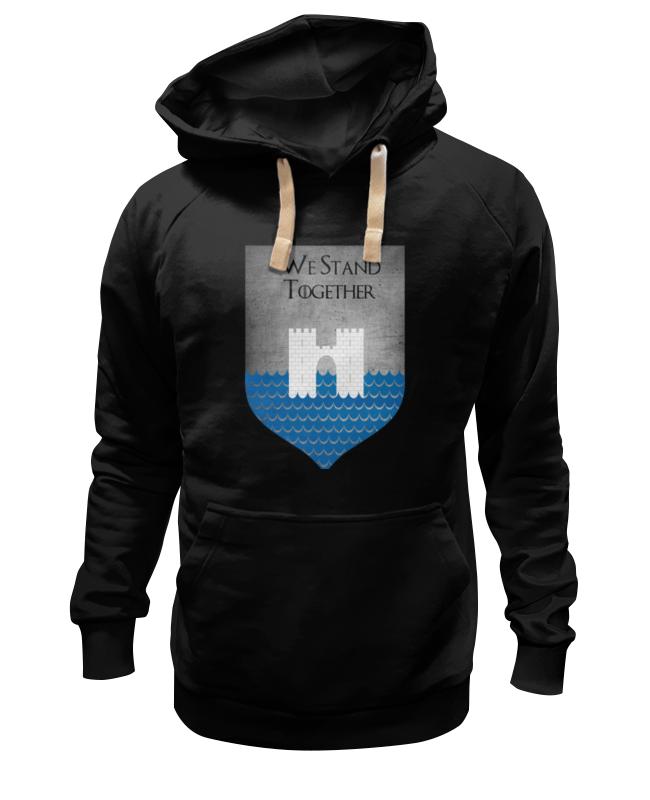 Толстовка Wearcraft Premium унисекс Printio Игра престолов герб фреев футболка wearcraft premium printio игра престолов герб бейлишей