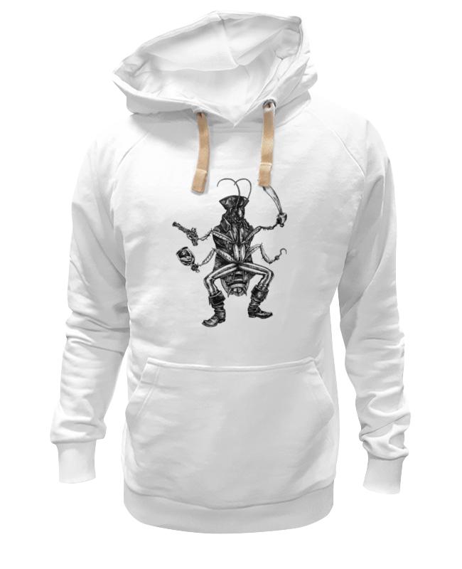 Толстовка Wearcraft Premium унисекс Printio Джек - таракан футболка wearcraft premium printio джек таракан