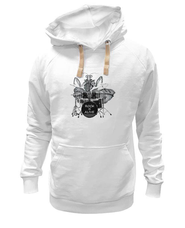 Толстовка Wearcraft Premium унисекс Printio Богомол-барабанщик богомол s e019