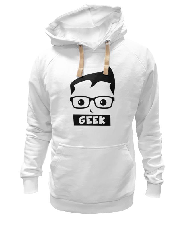 Толстовка Wearcraft Premium унисекс Printio Geek (гик) forever geek