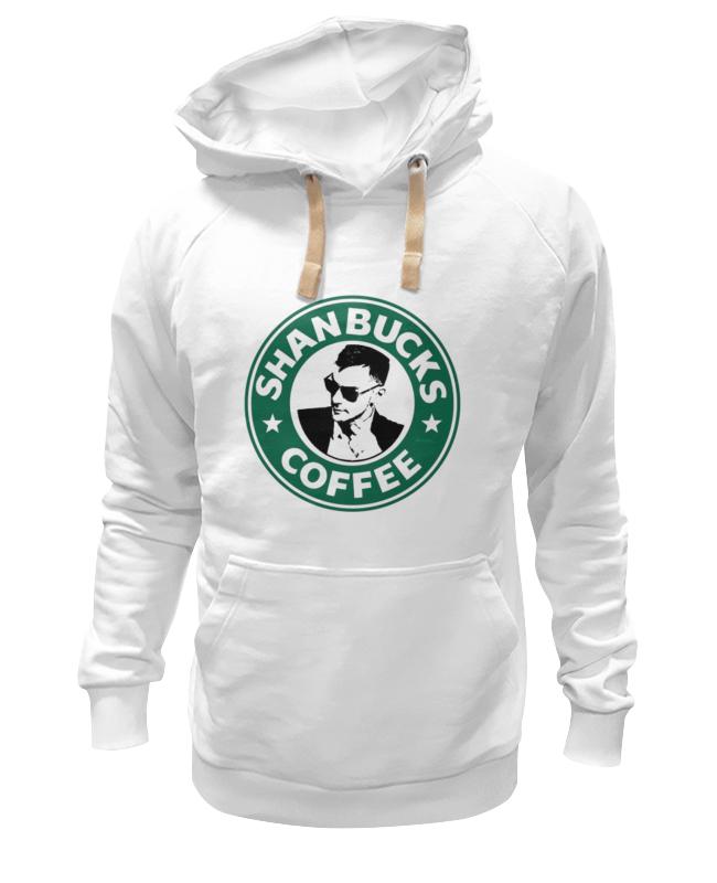 Толстовка Wearcraft Premium унисекс Printio Shanbucks coffee