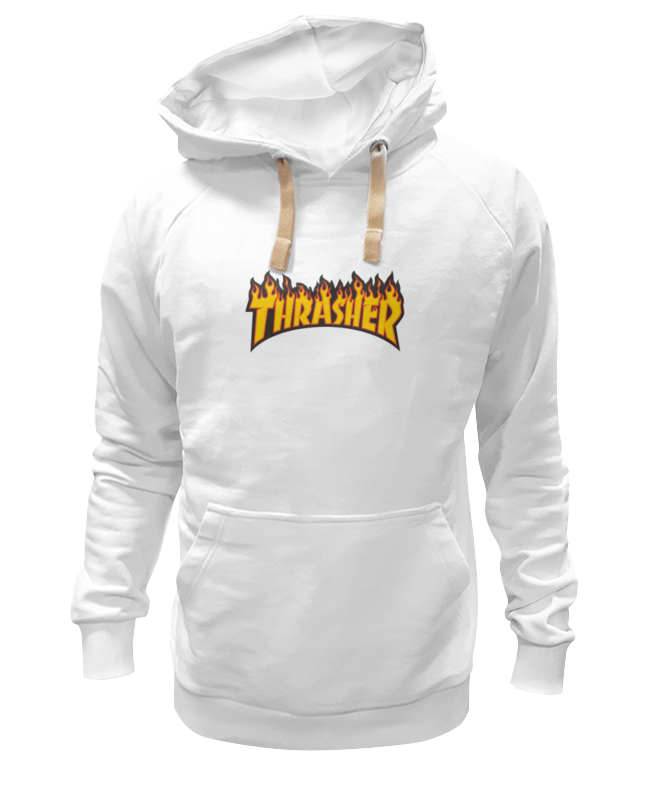 Толстовка Wearcraft Premium унисекс Printio Thrasher