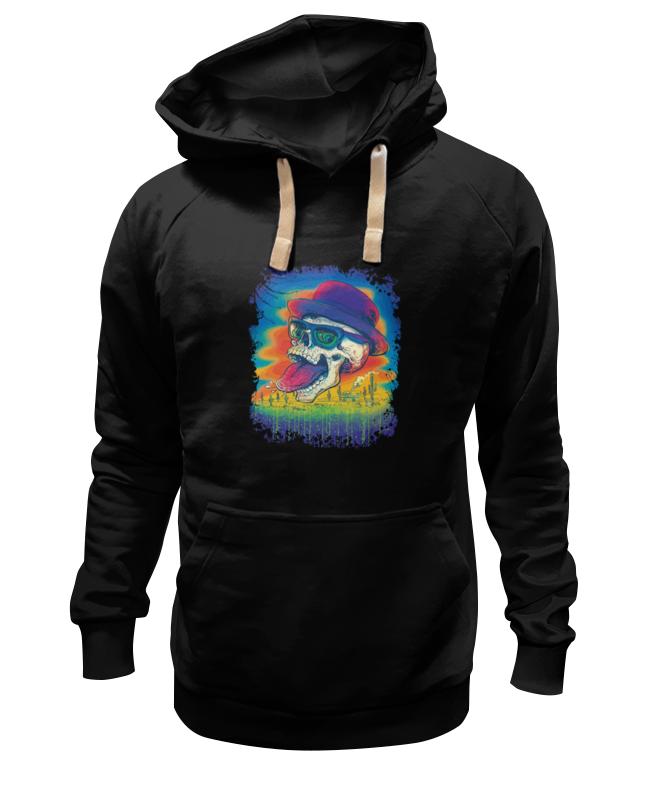 Толстовка Wearcraft Premium унисекс Printio Skull heisenberg толстовка wearcraft premium унисекс printio willie skull gray