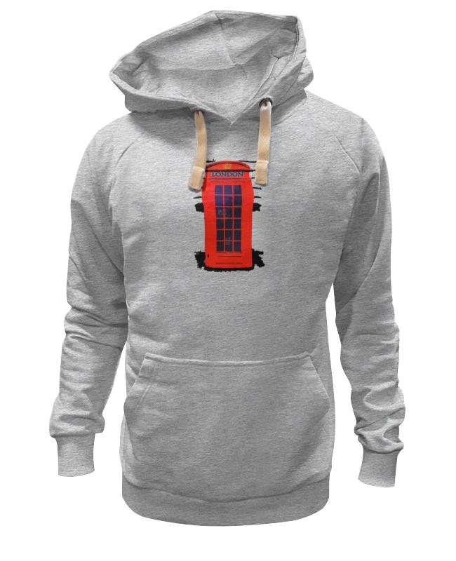 Толстовка Wearcraft Premium унисекс Printio London phone booth толстовка wearcraft premium унисекс printio lonsdale london