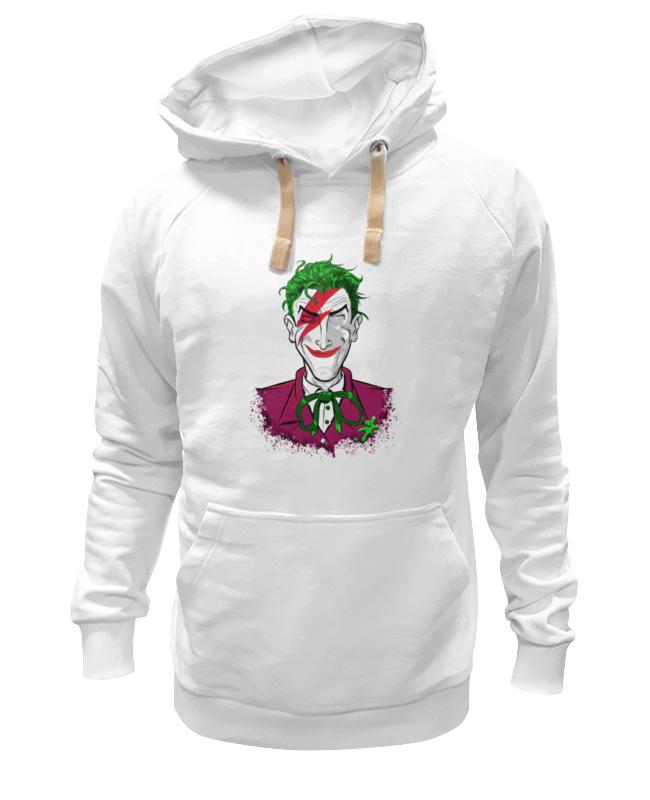 Printio Bowie joker толстовка wearcraft premium унисекс printio old joker
