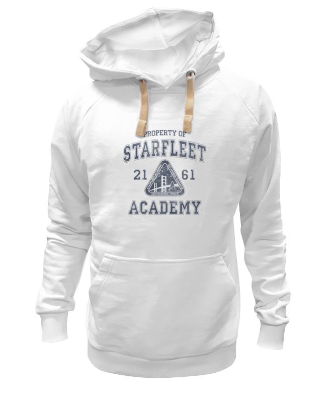 Толстовка Wearcraft Premium унисекс Printio Starfleet academy футболка wearcraft premium slim fit printio starfleet academy