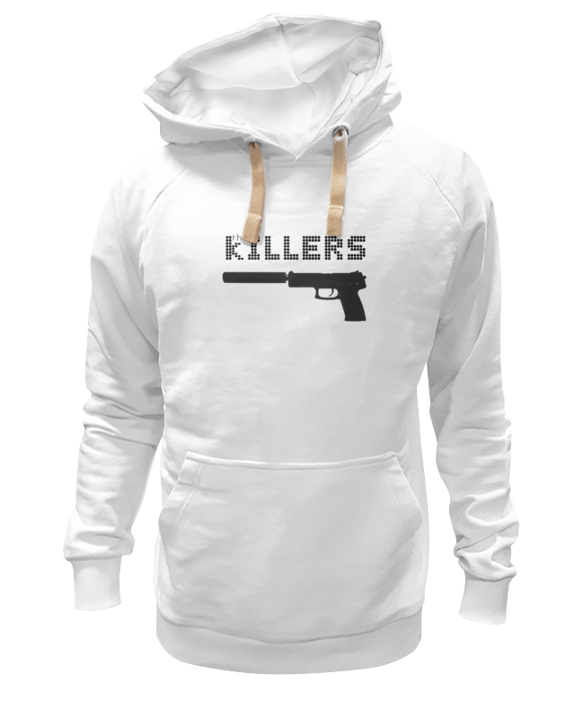 Толстовка Wearcraft Premium унисекс Printio The killers