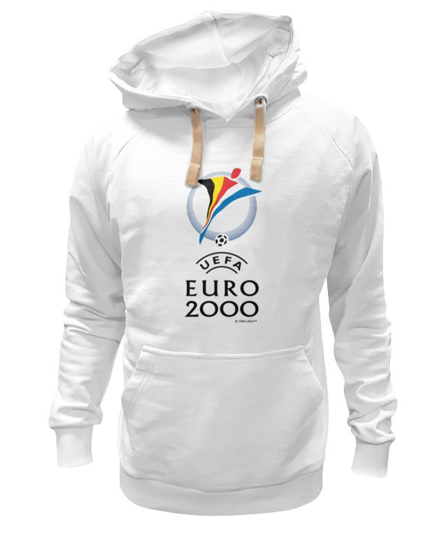 все цены на Толстовка Wearcraft Premium унисекс Printio Чемпиона европы по футболу 2000 год онлайн