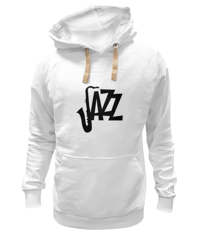 Толстовка Wearcraft Premium унисекс Printio Джаз (jazz) цена и фото