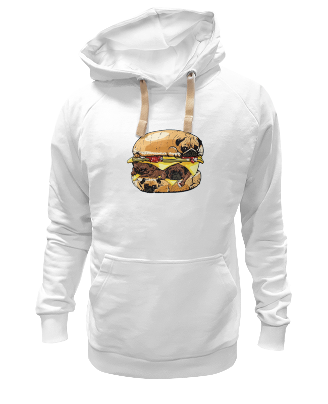 Толстовка Wearcraft Premium унисекс Printio Sandwich dog dmwd electric waffle maker muffin cake dorayaki breakfast baking machine household fried eggs sandwich toaster crepe grill eu us