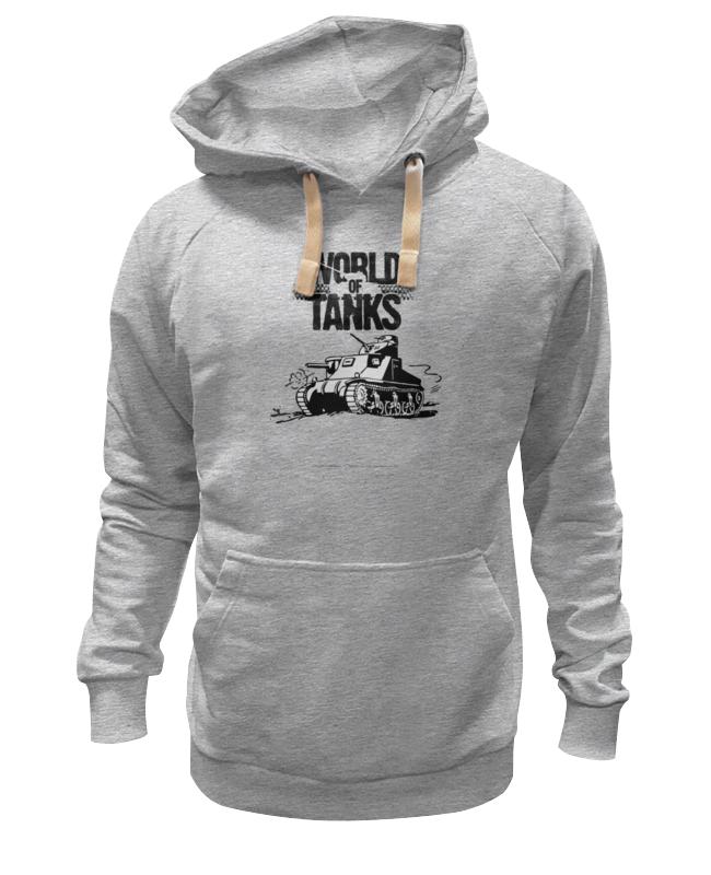 Толстовка Wearcraft Premium унисекс Printio World of tanks толстовка wearcraft premium унисекс printio pray for world