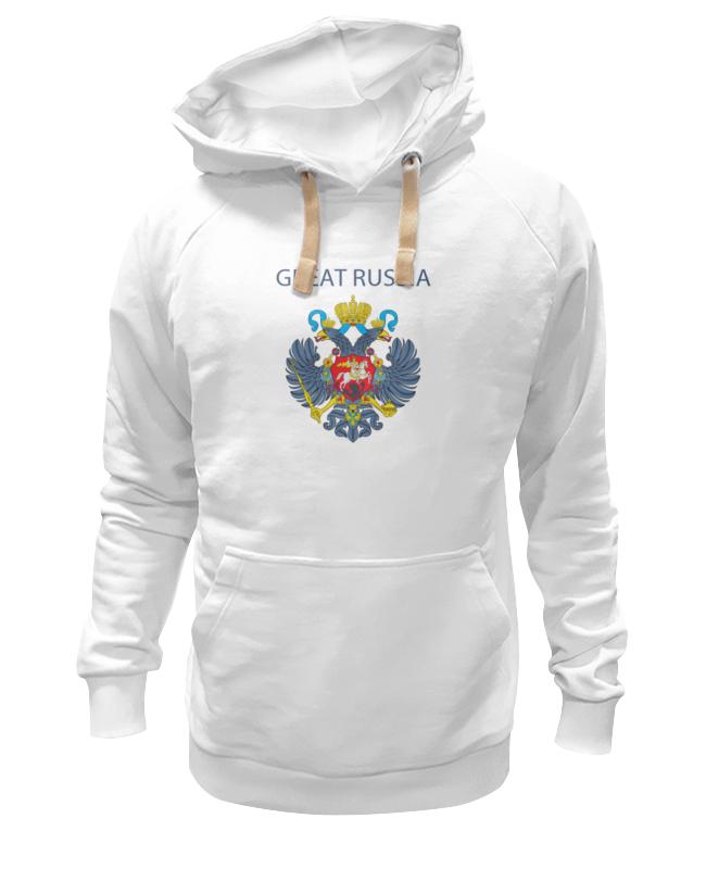 Толстовка Wearcraft Premium унисекс Printio Great russia 8 the great толстовка