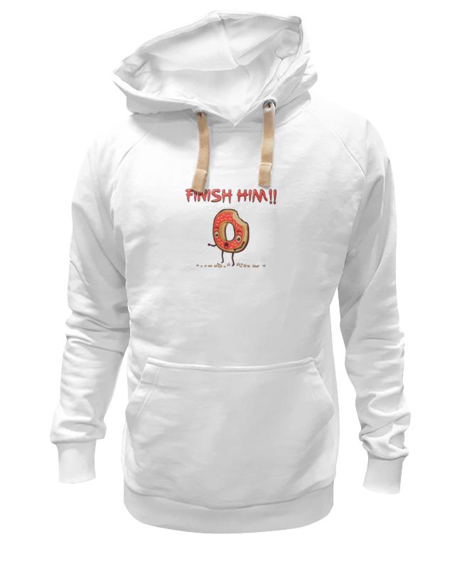 Толстовка Wearcraft Premium унисекс Printio Finish him! (прикончь его) толстовка wearcraft premium унисекс printio diary of dreams ego x